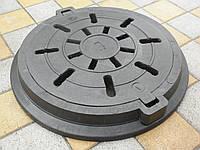 Люк дренажный полимерпесчаный  (до 8 т), фото 1