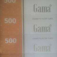 Гильзы сигаретные Gama 500 шт.уп.