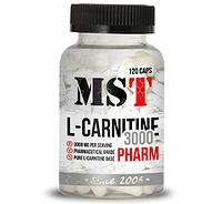 MST L Carnitine Pharm 3000 120 caps мст л карнитин