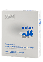 Эмульсия Estel COLOR OFF для удаления краски с волос