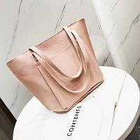 Сумки женские набор цвет розовый 620, фото 1