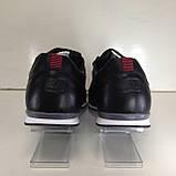 Кроссовки мужские кожаные р. 45 последняя пара цвет черный, фото 9
