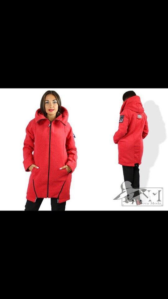 Пальто женское 48+ арт 57950-52