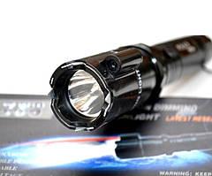 Электрошокер Оса 288 с лазером