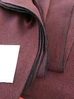 Шерстяная пальтовая ткань, двухсторонняя (Италия)