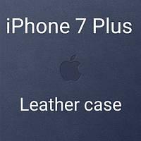 Кожаные чехлы iPhone 7 Plus