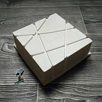 Форма силиконовая для евро-десетов CHOCOLATE BLOCK (Шоколадный блок)