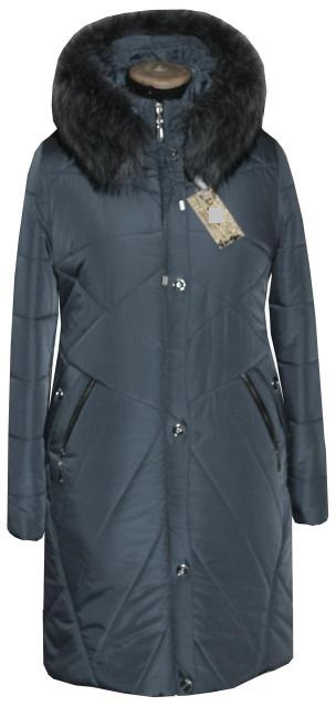 Красивую женскую куртку зимнюю большого размера