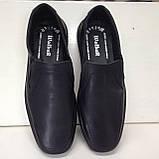 Мужские кожаные туфли, очень качественные, прошитые, фото 5