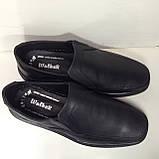 Мужские кожаные туфли, очень качественные, прошитые, фото 6