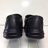 Мужские кожаные туфли, очень качественные, прошитые, фото 7