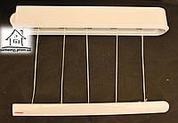 Инерционная сушилка для белья Leifheit настенная на балкон