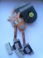 Охлаждение и кулер от ноутбука Dell Inspiron 15R N5010 M5010 0NC4TX NC4TX DFB451005M20T 60.4HH16.001