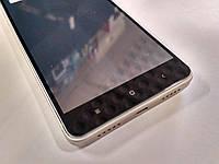 Защитное стекло для телефона Xiaomi Redmi Note 4X с черной рамкой