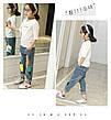 Джинсы для девочки, аппликация патч-работа 203-6, фото 6