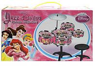 Детская барабанная установка 333-010B Disney Princess