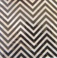 Салфетки черно-белые 15 штук