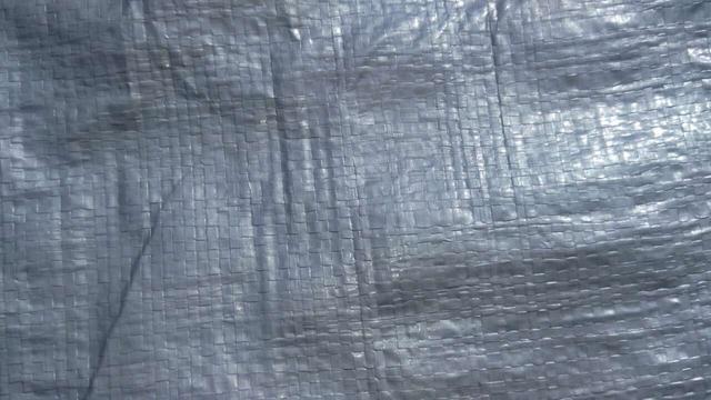 Тент из тарпаулина 150г