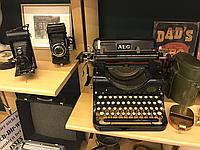 Печатная машинка AEG 1925-1926 г, фото 1