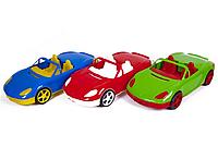 Детская машинка-кабриолет