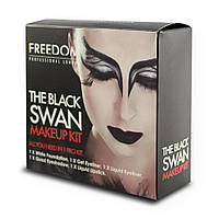 Набор для бровей Freedom Makeup London Pro HD Brow Palette цвет-  Medium/ Dark