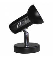 Светильник настенный 1хR50 40w Е14 черный