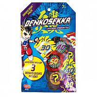 Спортивная игра «Набор дисков Denko Sekka» 87001-DS