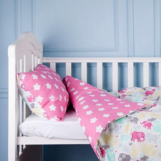 как купить постельное белье для малыша