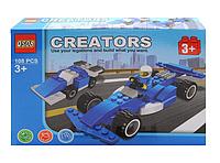 Конструктор QS08 серия Creators 70001 Болид (аналог Lego Creator)