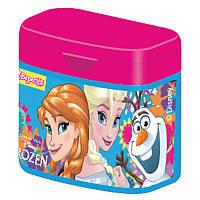 Точилка с крышкой для карандашей «Frozen» 620311 1 Вересня