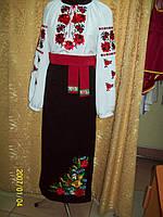 Український костюм в категории этническая одежда и обувь женская в ... 7a7642c0fd0dd