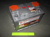 Аккумулятор ДК 6СТ 77А3(1) плюс слева