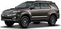 Защиты двигателя на Toyota Fortuner (c 2006--)