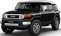 Защиты двигателя на Toyota FJ Cruiser (c 2006--)