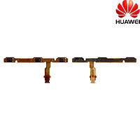 Шлейф для Huawei P8 Lite ALE L21, боковых клавиш, оригинал