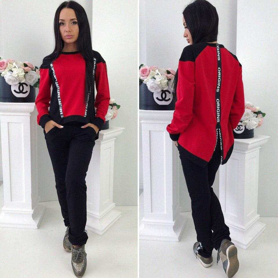 Женский костюм 48+ арт 57959-52