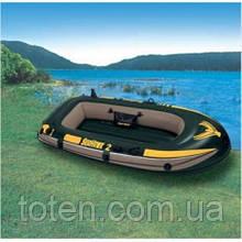 Intex надувний човен 68346 Seahawk 236*114*41 на 2 людини