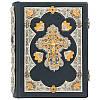 """Книга кожаная """"Библия"""""""