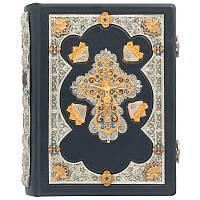 "Книга кожаная ""Библия"", фото 1"