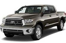 Защиты двигателя на Toyota Tundra (c 2008--)