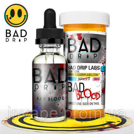 Bad Drip - Bad Blood (Клон премиум жидкости), фото 2