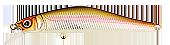 Воблер Strike Pro Inquisitor 110SP 16.6гр(865ES)