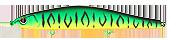 Воблер Strike Pro Inquisitor 110SP 16.6гр(GC01S)
