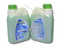 Антифриз Organic purity зелёный А-38, 1л
