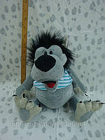 Мягкая плюшевая игрушка Волк Волчек