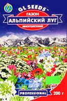 """Газон """"Альпийский луг"""" ТМ """"GL SEEDS"""" ,200г-один из самых стильных видов садового ландшафтного дизайна"""