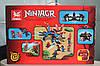 "Конструктор Ninja 6402 (аналог Lego Ninjago 70627) ""Кузница Дракона"", фото 2"