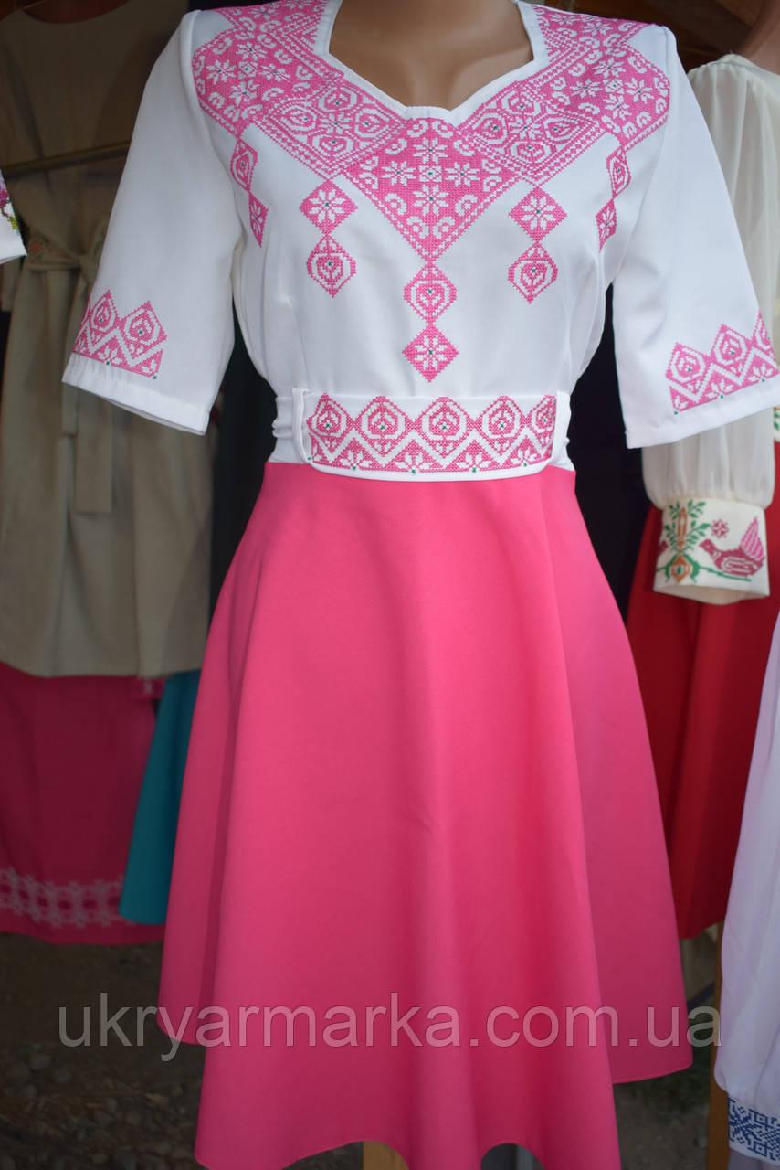 """Вишита сукня """"Рожеві сни"""""""