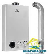 Газовая колонка SELENA SWH 20 SE3 (турбо с комплектом дымохода)