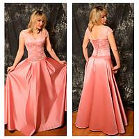 Вечернее платье №4